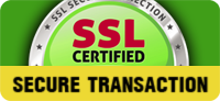SSL Certified Secure Transaction