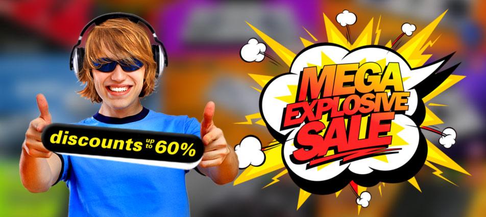 Vestax Mega Sales Discounts Offers